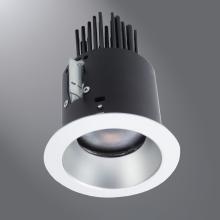 Portfolio 4LBSQ0LI Specular Finish Polymer Trim Ring Square LED Reflector 4 EATON